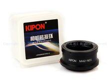 Kipon Adapter For M42 Screw Lens to Sony NEX E Full Frame a7 a7r NEX-5R NEX-C3