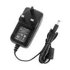 CCTV Power Supply Unit Adapter PSU 2 Amp 2000ma 2.1mm 12V DC 2A UK Plug Adaptor