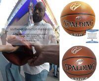 Baron Davis Clippers Hornets Autograph Signed NBA Basketball Proof Beckett BAS