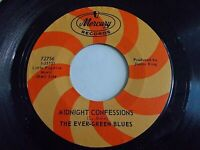 The Ever-Green Blues Midnight Confessions / That's My Baby 45 Vinyl Record