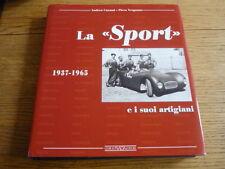 "SUPERB ""LA SPORT 1937 TO 1965 MOTOR RACING CAR BOOK."