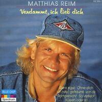 Matthias Reim Verdammt, ich lieb' dich (compilation, 18 tracks, 1990-93) [CD]