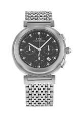 IWC Da Vinci SL Chronograph Stainless Steel Quartz 37mm Men's Watch IW372805