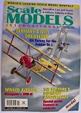 November Scale Models International Craft Magazines