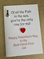 FUNNY VALENTINES CARD Adult Rude Banter Wife Husband Love For him or her *V88