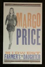 Margo Price Midwest Farmer's Daughter Hatch Show Print Concert Promo Poster 2016