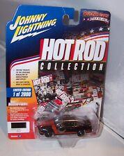 1:64 JL JOHNNY LIGHTNING MUSCLE CARS USA HOT ROD 2005 FORD MUSTANG GT BLACK NIP