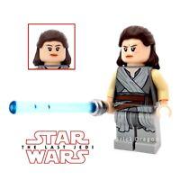 Lego Star Wars - The Last Jedi - Rey *NEW* from set 75189