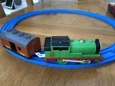 Thomas The Tank engine & Friends PERCY TRAIN Trackmaster MOTORISED TOMY