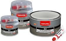 Szpachlówka z pyłem aluminiowym NOVOL ALU 0,75