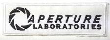PORTAL Game- Aperture Laboratories Logo - Uniform Patch - Aufnäher zum aufbügeln