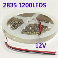Highlight 1200LEDS SMD 2835 LED Flexible Strip Light Non-Waterproof DC 12V White
