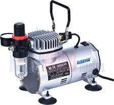 Mini Airbrush Compressor AS18- 2 (Oil-free)