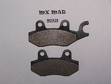 Kawasaki KVF750 4x4 Brute Force Hardboards brake pads 1993 - 1999      MDX28
