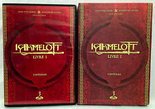 Kahmelott - Livre 1, Tome 1 + 2  (3-disc DVD Set, 2005) Widescreen, in FRENCH