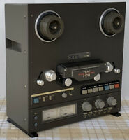 TEAC X-10M 2 track Stereo Tape Recorder Deck Reel to Reel USED JAPAN 100V RARE