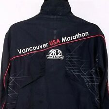 Vancouver USA Marathon hommes Veste coupe-vent 2012 Puma Fermeture éclair