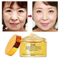 24k Gold Face Serum Hyaluronic Acid Serum Moisturizer Essence Cream