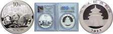 2013 China 10 Yuan Silver Panda PCGS MS70 Great Wall Label