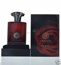 Lyric by Amouage for Men Eau De Parfum 3.4 OZ 100 ML Spray for Men