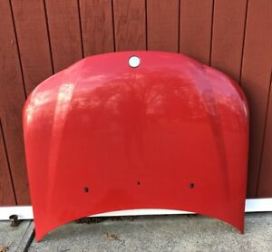 2003-2007 Saab 93 9 3 9.3 9-3 Front Hood OEM USED RED OEM **LOCAL PICKUP ONLY*
