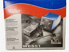 Weller Wes51 Analog Solder Station 50w 3s5 533
