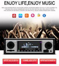 Car Radio Receiver Bluetooth Car MP3 Player FM USB/SD/AUX & Remote USB Stereo