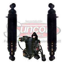 02-06 Cadillac Escalade EXT Rear Suspension to Passive Air Shocks and Compressor