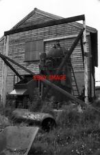 PHOTO  1983 FORNCETT INDUSTRIAL STEAM MUSEUM NORFOLK TAKEN IN RELATIVELY EARLY D