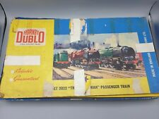 More details for hornby dublo electric train set 2020 the caledonian box only used lot of wear