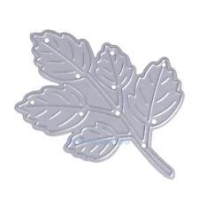 Leaf Cutting Dies Stencils DIY for Scrapbooking Paper Embossing Album Card Craft