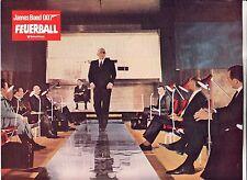 """Feuerball"" (Kinofoto WA '70) - Sean Connery / James Bond 007"