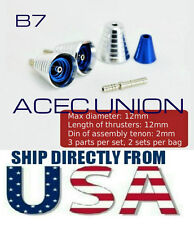 Metal Detail-Up Blue Luxury Thruster Set B7 For 1/100 MG Gundam - U.S.A. SELLER