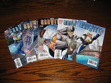 Marvel - Gravity 1 - 5 Complete Series! Glossy Vf+ 2005