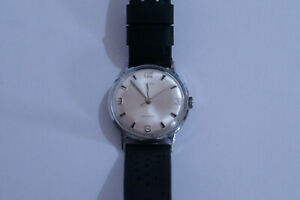 Timex Marlin 1970 Mechanical Watch - Made in the UK