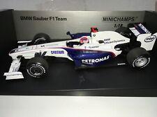 1:18 Minichamps #100090005 Robert Kubica BMW Sauber F1.09 #5  Australian GP 2009