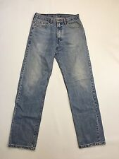"Herren Levi 615 ""tapered 'Jeans-W32 L32-Faded Navy Wash-super Zustand"