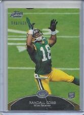 RANDALL COBB 2011 TOPPS PRIME SILVER PARALLEL PACKERS RC #D 849/930