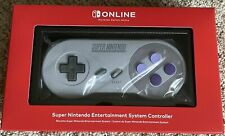 🕹 Super Nintendo Entertainment System Controller SNES Switch Brand New Gray 🎮