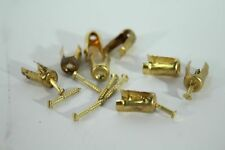 DODGE TERMINAL LUGS INCL THE BOLT FOR REPAIR SPARK PLUG CABLES ORE MAKE YOURSELF