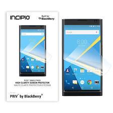Incipio Plex High Clarity Screen Protector For BlackBerry Priv - Clear