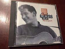 PHIL OCHS -LIVE AT NEWPORT CD