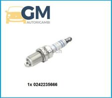 Candele di accensione Bosch 0242235666 PER AUTO FIAT FR7DC+