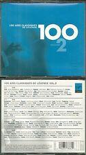 COFFRET 5 CD - 100 AIRS CLASSIQUES DE LEGENDE - CLASSIC / COMME NEUF - LIKE NEW