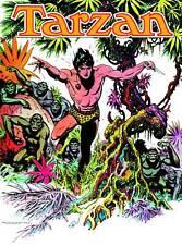 Tarzan Burne Hogarth's Lord of the Jungle HC Book NEW