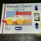 Vintage Formula Chicco  Scatta E Vai  Toy Car