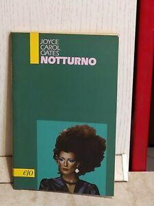 Notturno Joyce Carol Oates Edizioni E/O Prima Ed 1996 Racconti lett americana