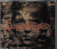Korn-Though Tless Promo cd single