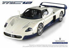 MASERATI MC12 BY HOT WHEELS ELITE 1:18 BRAND NEW IN BOX SPECIAL AUCTION SALE