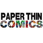 Paper thin comics